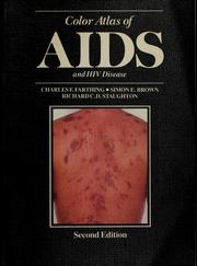 Color atlas of AIDS and HIV disease by Charles F. Farthing