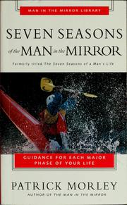 Cover of: Seven seasons of the man in the mirror