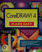 Cover of: CorelDRAW! 4 made easy | Emil Ihrig