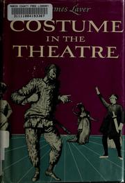 Cover of: Costume in the theatre