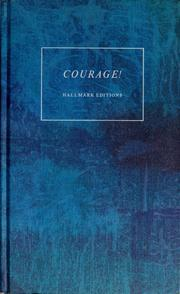 Cover of: Courage!