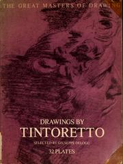 Cover of: Drawings by Tintoretto