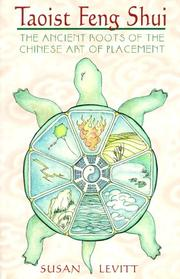 Cover of: Taoist feng shui by Susan Levitt