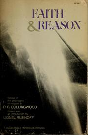 Cover of: Faith & reason