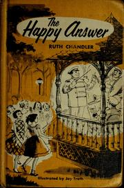 Cover of: The happy answer