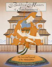 Cover of: Buddhist masters of enchantment | Abhayadatta.