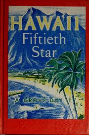 Cover of: Hawaii: fiftieth star