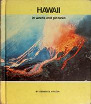 Cover of: Hawaii in words and pictures