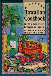 Cover of: A little Hawaiian cookbook