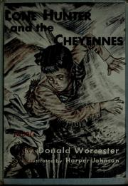 Cover of: Lone Hunter and the Cheyennes