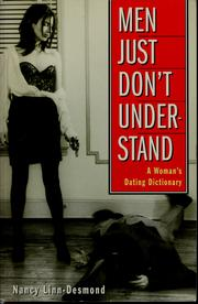 Cover of: Men just don't understand