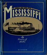 Cover of: The Mississippi; America's great river system