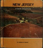 Cover of: New Jersey in words & pictures
