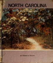 Cover of: North Carolina in words and pictures