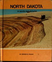 Cover of: North Dakota in words and pictures