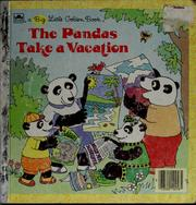 Cover of: The Pandas take a vacation
