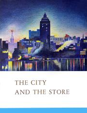 Cover of: The city and the store