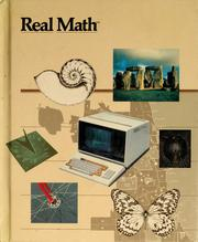 Cover of: Real math