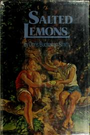 Cover of: Salted lemons | Doris Buchanan Smith