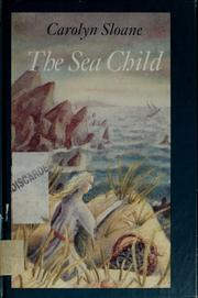 Cover of: The sea child