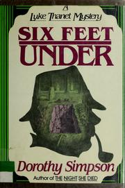 Cover of: Six feet under