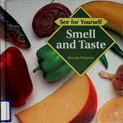 Cover of: Smell and taste