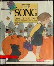 Cover of: The song