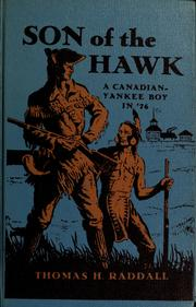 Cover of: Son of the Hawk