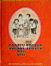 The sorely trying day by Russell Hoban