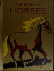 Cover of: The story of horses