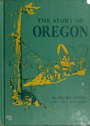 Cover of: The story of Oregon