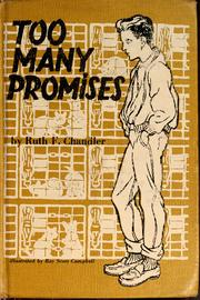 Cover of: Too many promises