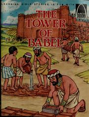 Cover of: The Tower of Babel