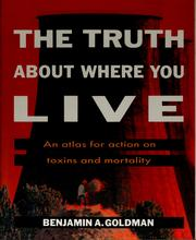 Cover of: The truth about where you live