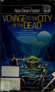 Cover of: Voyage to the City of the Dead