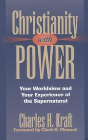 Cover of: Christianity with power | Charles H. Kraft