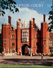 Cover of: Hampton Court Palace | Olwen Hedley