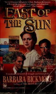 Cover of: East of the sun