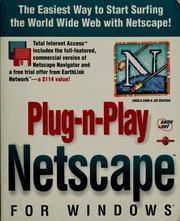 Plug-n-play Netscape for Windows