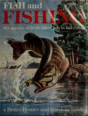 Cover of: Fish and fishing