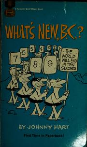 Cover of: What's new, B.C.?