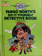 Cover of: Fargo North's do-it-yourself detective book