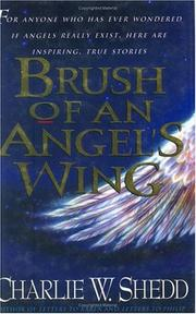 Cover of: Brush of an angel's wing