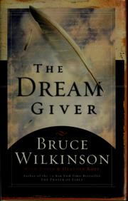 Cover of: The dream giver