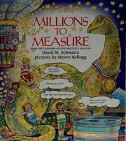 Cover of: Millions to measure | David M. Schwartz