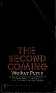 Cover of: The second coming