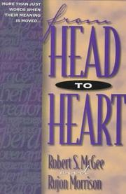 Cover of: From head to heart