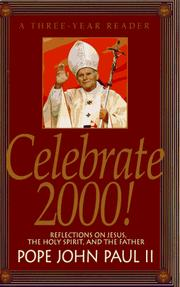 Cover of: Celebrate 2000!