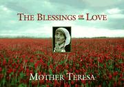 Cover of: The blessings of love