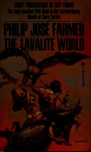 Cover of: The Lavalite World